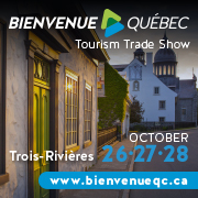 Bienvenue Quebec.